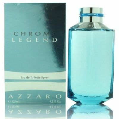 Azzaro pour homme - Eau de toilette Chrome Legend - 125 ml Spray