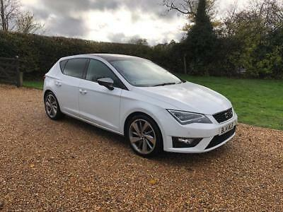 2014 Seat Leon 1.8 TSI DSG FR Tech Pack 180 Bhp 5dr, 1 Owner From New !!!