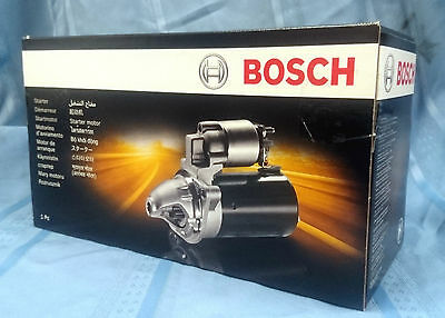 Ford NA NC NF NL Fairlane 1988 to 1999 - 6 Cylinder Starter Motor - Bosch