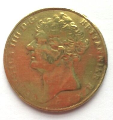1823 Two Pound Double Sovereign  Collectable