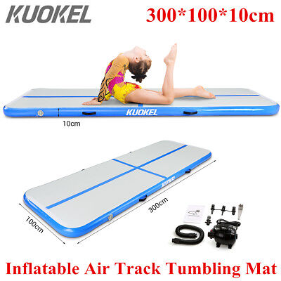 Inflatable Gymnastic Mat Air Track Tumbling Kickboxing Floating Outdoor Games UK