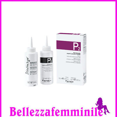 Fanola Kit permanente P2 capelli colorati e trattati 100ml+ neutralizzante 120ml