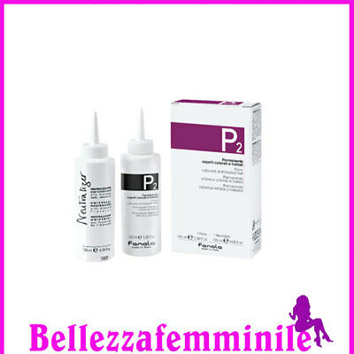 Kit permanente P2 per capelli colorati e trattati 100 ml Fanola