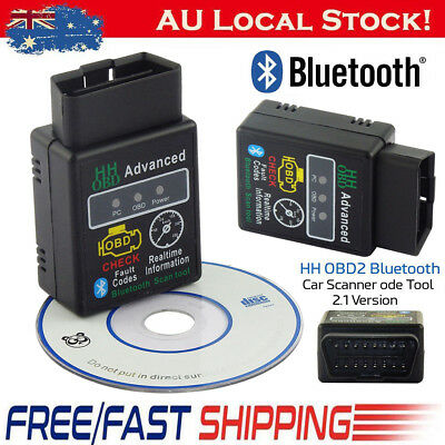 OBD2 ELM327 OBD-II Bluetooth V2.1 Car Scanner Torque Auto Scan Tool for Android