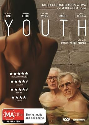 Youth (DVD, 2016) REGION-4-LIKE NEW-FREE POST WITHIN AUSTRALIA