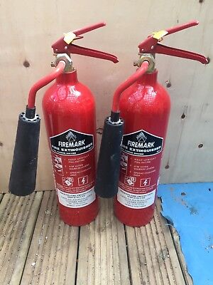 2kg CO2 Fire extinguishers