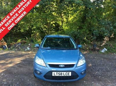 2008 58 Ford Focus 2008 (58) Ford Focus 1.6 Style Tdci 5 Door Hatchback 90 Bhp M