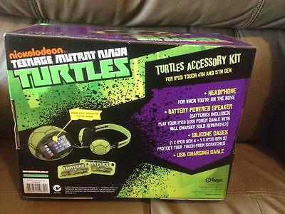 Teenage Mutant Ninja Turtles/tmnt  For Ipod Touch Gen 4& 5 Brand New In Box Cool
