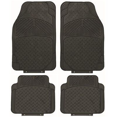 Strong Non Slip Rubber Floor Mats For KIA PRO_Cee'd Niro Optima All years