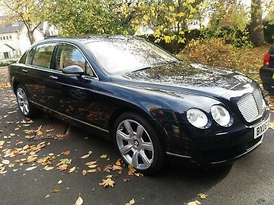 Bentley Continental flying Spur A