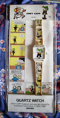 Andy Capp Watch - Used - Hard To Find