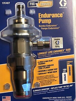 Endurance Pump Lower 17C722 Graco