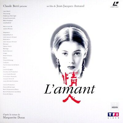 AMANT (L') WS VF PAL LASERDISC Jane March, Tony Ka Fai Leung
