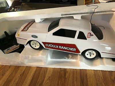 Jolly Rancher Remote Control Car Rare Vintage Ford Motorcraft JRL RC Toy Toys