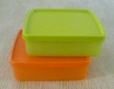 Tupperware Free Shipping New Set 2 Sandwich Keeper Container 375 ml