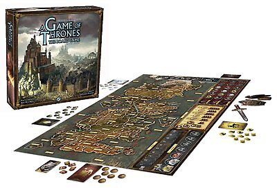 Game of Thrones: The Board Game 2nd Edition - 3 to 6 Players - Ages 14+