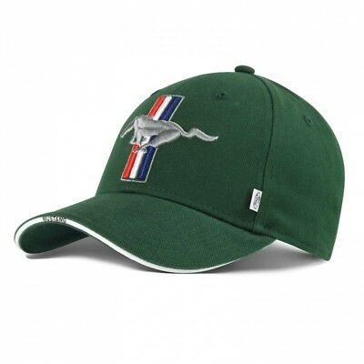 Ford Mustang Bullitt Baseball Cap Highland Green 35030130