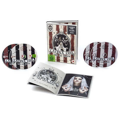 Lacuna Coil - The 119 Show Live in London (2CD+DVD+Bluray)