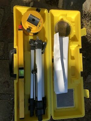 Seven Used Levelsand New Laser Level In Case