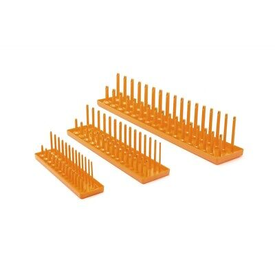3PC Metric Tray Set (Orange) KDT83119 Brand New!