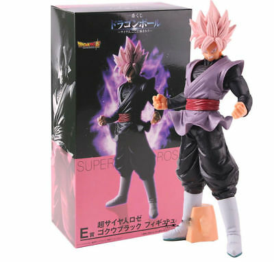 DRAGON BALL SUPER - Goku Black Super Saiyan Rose figurine 26 cm. Dragon Ball Z