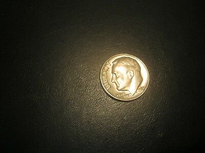 1975 10C  Roosevelt Dime   No Mint Mark