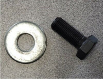 Blade Mounting Bolt and Washer for Darrell Harp Finish Mowers #FM00-4F & FM00-71
