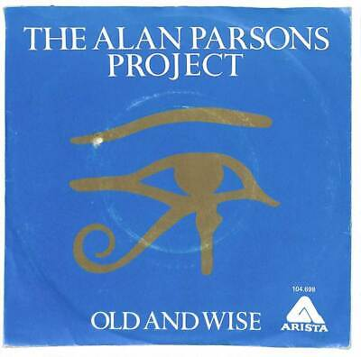 "The Alan Parsons Project - Old And Wise - Import - 7"" Record Single"