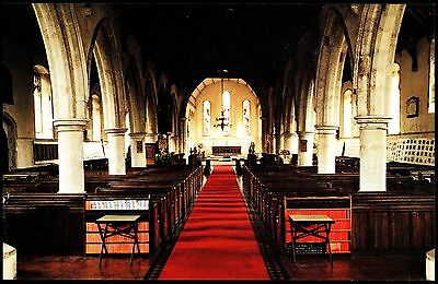 Limited Edition Postcard - All Saints' Church Lydd Kent