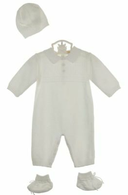 Boys Christening / After Occassion / Take Home Romper