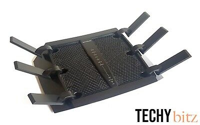 Netgear Nighthawk X6 R8000 Tri-Band Wireless Ac3200 Router Usb3 Nbn
