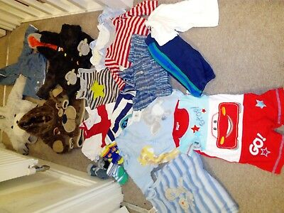 e839d649a 3-6 MONTHS BABY Boys Bundle