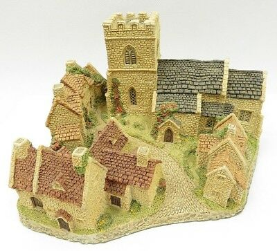 David Winter Cotswold Village 1982 Cottage Hand Made and Painted Great Britain