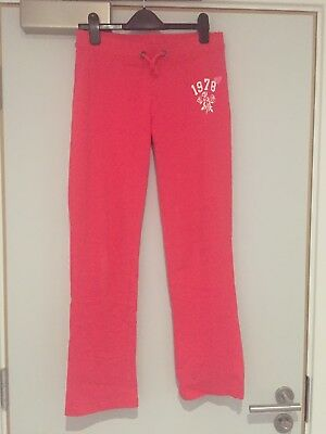 Marks And Spencers Gorls Jogging Bottoms, Age 13, Indigo Collection, Pink