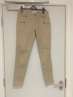 New Look Girls Camel Tan Chino Trousers Age 14
