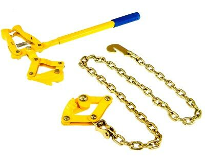 Tensioner Kit Chain Grab Barb Fence Wire Strainer Fence Tensioning Tool 1.2m