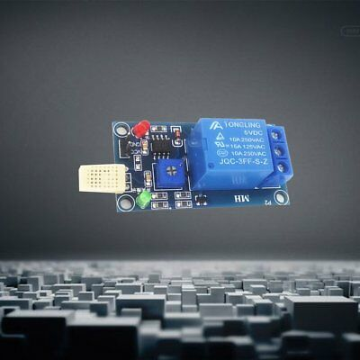 Temperature Sensitive Switch Relay Module Moisture Humidity Sensor Control KZ