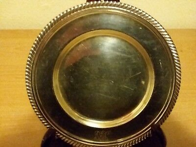 Genuine GORHAM STERLING SILVER Bread & Butter Serving Plate #180