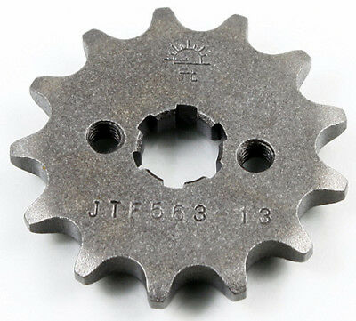 JT 13 Tooth Steel Front Sprocket 420 Pitch JTF563.13