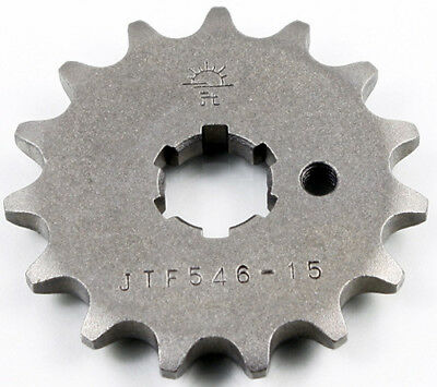 JT 15 Tooth Steel Front Sprocket 420 Pitch JTF546.15