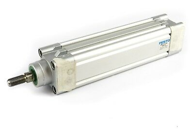 FESTO DNC Standard Double-Acting Cylinder - 163309 - Metric - DNC-32-100-PPV-A