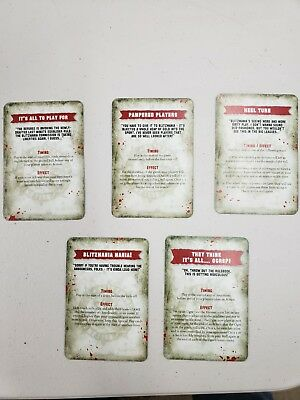 Blood Bowl Blitzmania I Special Play Cards / Promo Cards