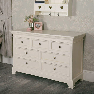 Country Style Kommode Flur Bad Schrank Sideboard Regal Mit Holz