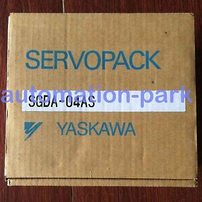 1pcs New Yaskawa Server SGDA-04AS SGDA04AS SGDA04AS One year warranty