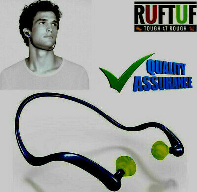 5 Pairs Banded EAR PLUGS Pushin Ear Defenders Hearing Protectors Noise Reduction