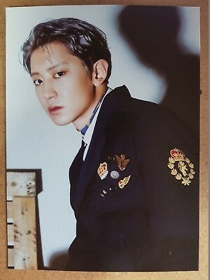 EXO CHANYEOL Official Postcard PHOTOCARD [DON'T MESS UP MY TEMPO] 5th Album