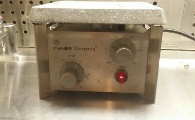Fisher Thermix Stirrer / Hotplate Model 11-493