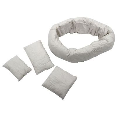 Baby Newborn Photography Basket Filler Wheat Donut Posing Props Baby Pillow B6U4