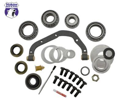 Yukon Gear YK D44-REAR Master Kit Differential Ring and Pinion Installation Kit