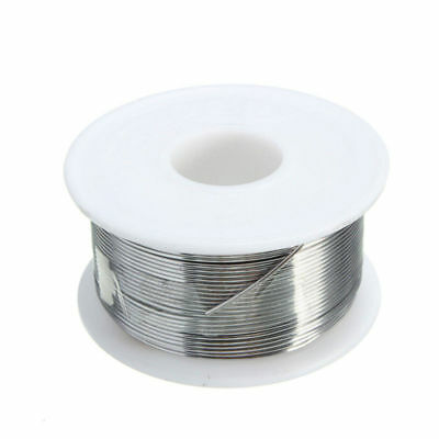50g 0.8mm 63/37 Tin lead Solder Wire Rosin Core Soldering 2% Flux Reel Tube 0cn